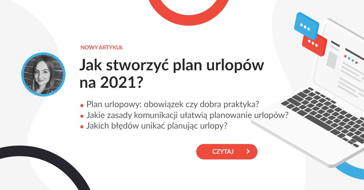 Jak stworzyć plan urlopów na 2021? (Darmowy szablon!)