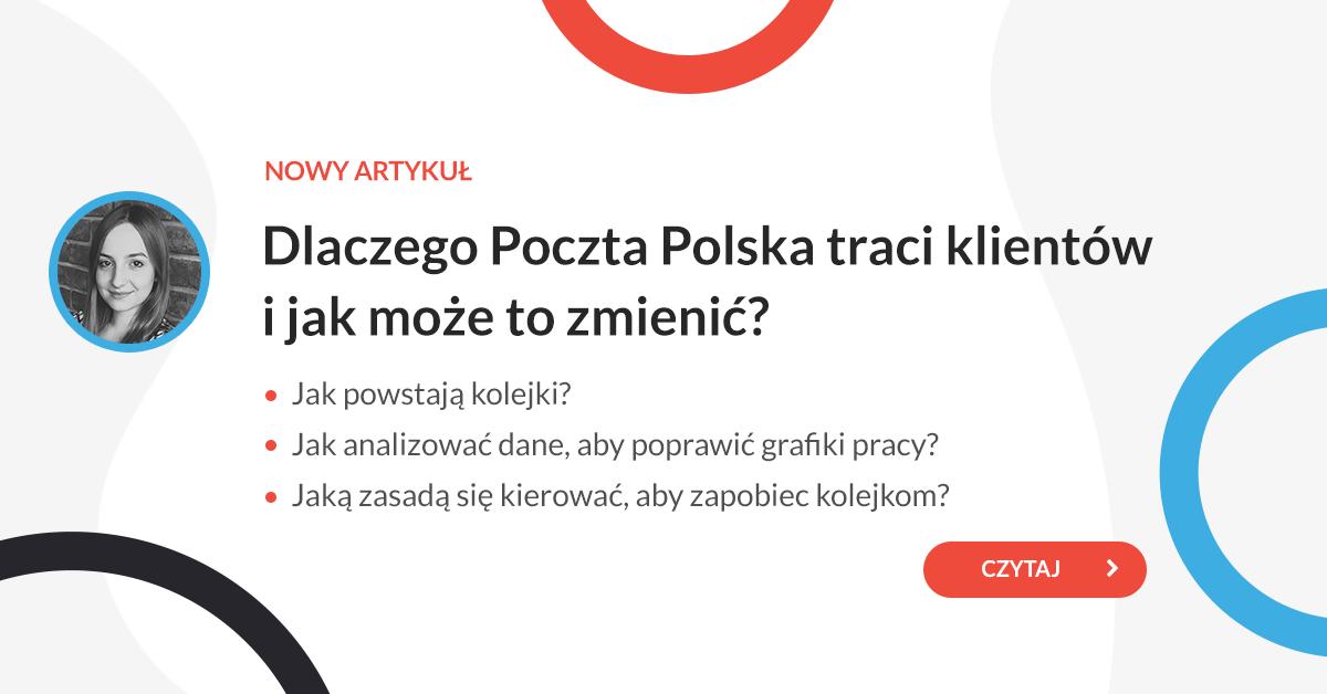Dlaczego Poczta Polska traci klientów i jak może to zmienić?